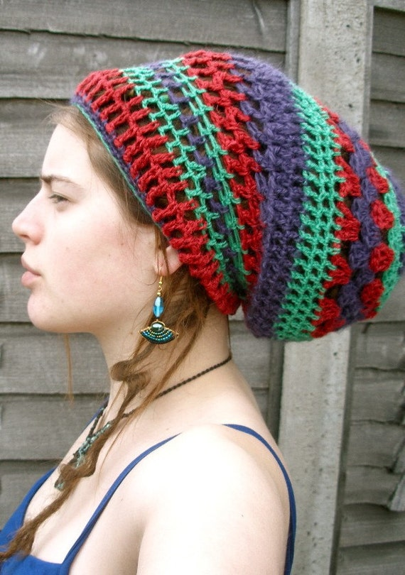 Dreadlock Tams uk Dreadlock Hippie Tam Hat