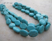 Teeming with Turquoise Necklace