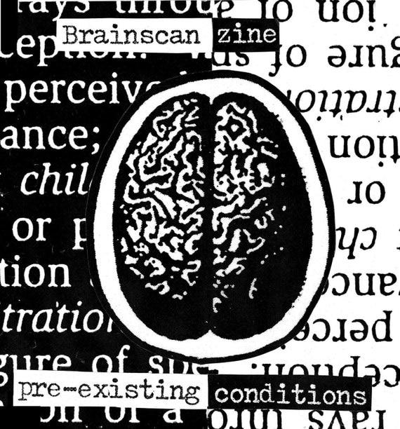 Brainscan Zine #24 and #25