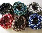 Destash Braided Silk Cords