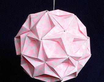 Glow In The Dark Origami Ball
