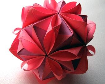 Origami Flower Ball