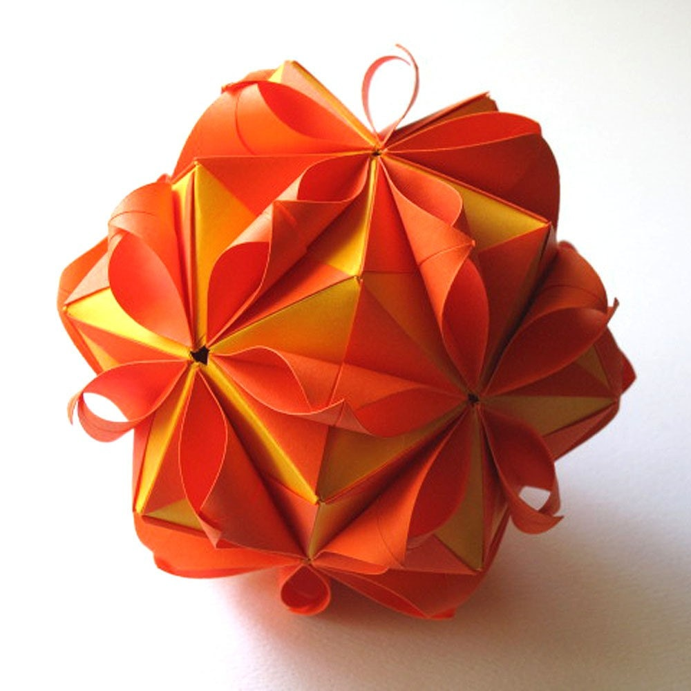 Origami flower ball images reverse search origami flower ball dhlflorist Image collections