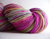 Handpainted Merino Wool Superwash Sock Yarn