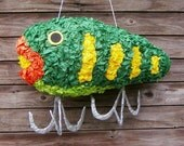 Fun Fishing Lure Pinata - MADE TO ORDER