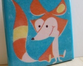 Friendly Fox Coaster