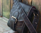 Field Bag V3 - hand stitched leather bag Feral Empire