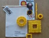 Vintage Flower Loom Kit  - as seen on Martha - LIMITED SUPPLY