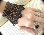Tatted Cuff Bracelet - The Woman