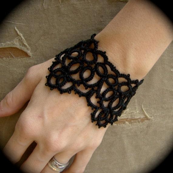 Tatted Cuff Bracelet - Oneironaut