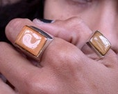 knock on wood ring...xl mafioso