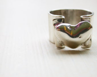 sterling, lover, absolutely sterling - a ring