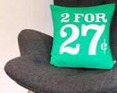 Bargain Cushion