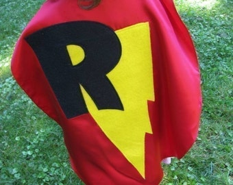 Kids Superhero Cape Personalized Costume  party favors