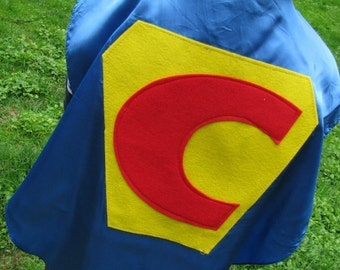 Superhero Cape Kid Capes Custom Personalized  Princess Kids party favors