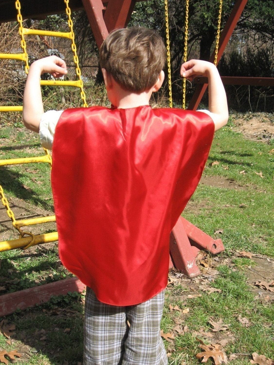 kids superhero cape blank party favor capes you choose the