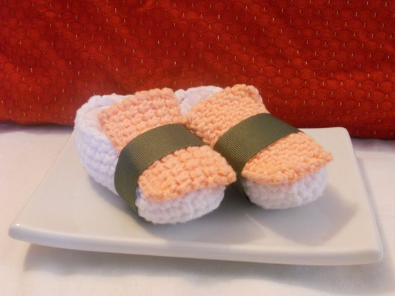 Sushi Booties- Tai (Red Snapper), size Small (6 month)