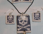 Polymer Clay Tutorial Creating Polymer Clay Transfers Skull Jewelry Instructional Video