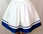 Everyday Sailor Skirt - Made to Order