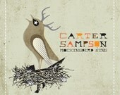 "Carter Sampson's 3rd Studio Album ""Mockingbird Sing"""