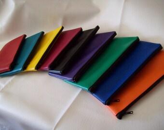 Bank deposit bag/pencil bag