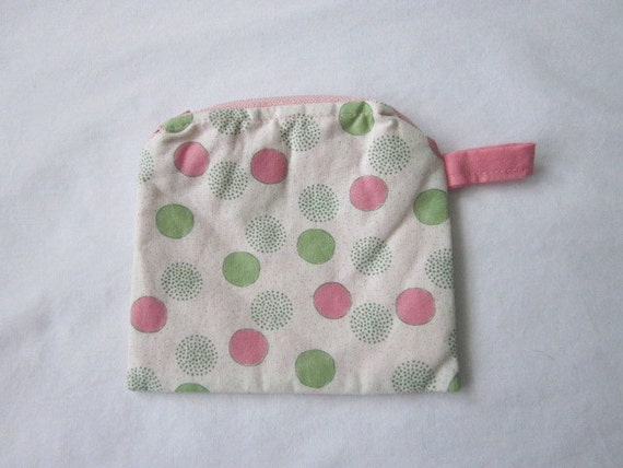 Mini Zippered Notions Pouch
