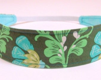 Reversible Fabric Headband   -  GIADA   Headbands for Women