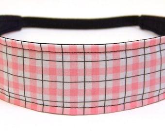 Girls  Child  Children's  Headband  -  NATALIE   Reversible Fabric