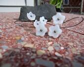 Dogwood Earrings (SALE)