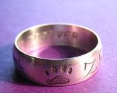 RESERVED- Zen Ring