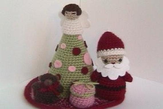 PDF Christmas Amigurumi Crochet Pattern Collection by ...