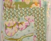 GRAB BAG of Freshcut, by Heather Bailey. Fabric Scraps.