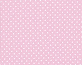Tanya Whelan Fabric / Dots in Pink / Delilah Collection / 1 Yard Quilt Apparel Fabric