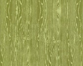 1/2 yard Woodgrain  in Dill  by Joel Dewberry AVIARY 2  Cotton Quilt Fabric