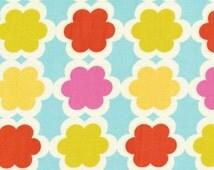 Tarika in Gem /  KUMARI GARDEN Fabric by Dena Designs  / 1 Yard - Cotton Quilt Fabric