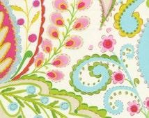 Teja in Pink /  Dena Designs / Kumari Garden -  1/2 Yard Cotton Quilt Fabric