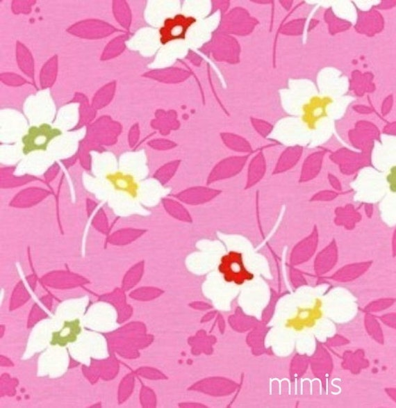 LAST YARD Nicey Jane Fabric By Heather Bailey Swing Toss