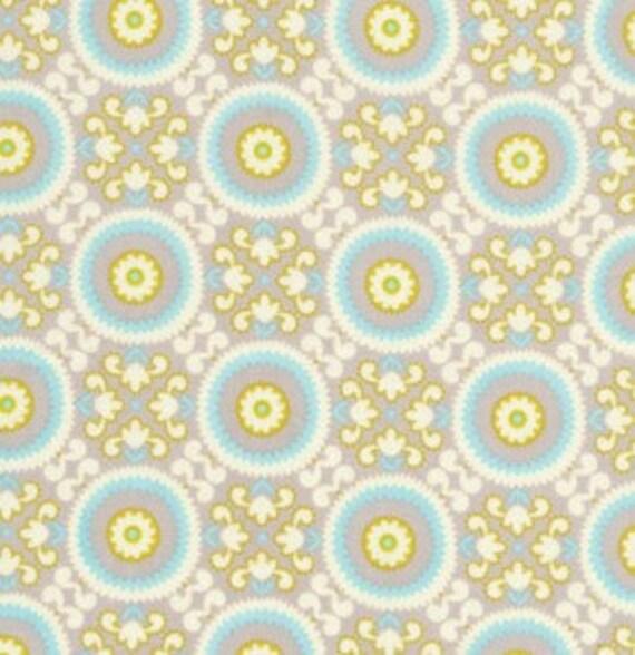 Dena designs fabric kumari garden tara stone 1 by mimis for Dena designs fabric kumari garden
