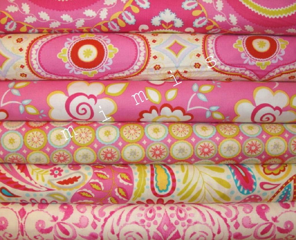 dena designs fabric kumari garden 6 half yard bundle