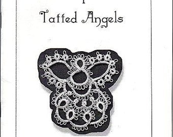 Easy Tatting Patterns - Tatted Angels - by Patricia Ann Rizzo
