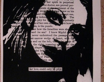 PRINT - Her Love Could Only Be Pity