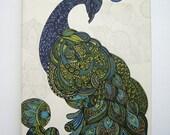 Eva print on 8x10 canvas
