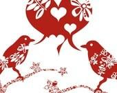 Talking about Love. In Love Birds II