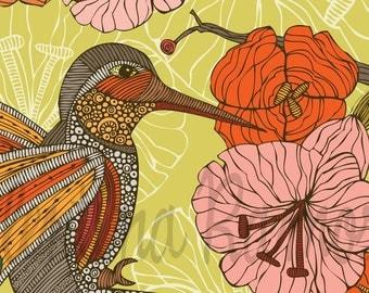 Emilia the bird Print