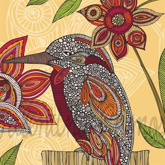 Dean the bird Print