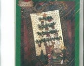 Holiday Hang ups quilt pattern by Debbie Mumm - christmas tree quilt
