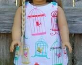 Jessica A-Line Doll Dress
