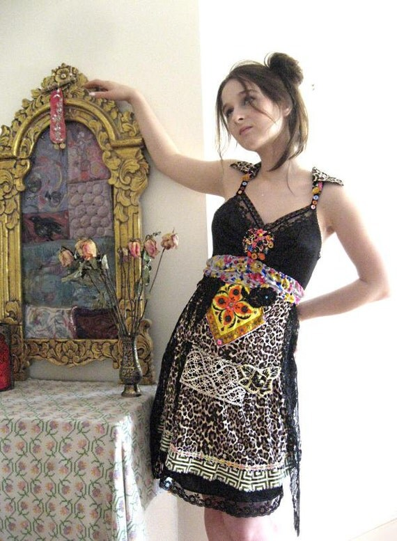 Jungle Gypsy dress