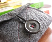 Eco felt wallet with coin purse