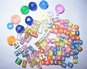 PIF Plastic Beads Assortment